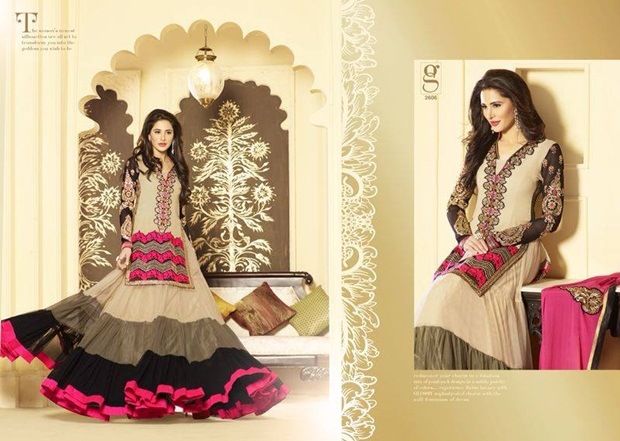nargis-fakhri-designer-anarkali-dress-2014- (6)