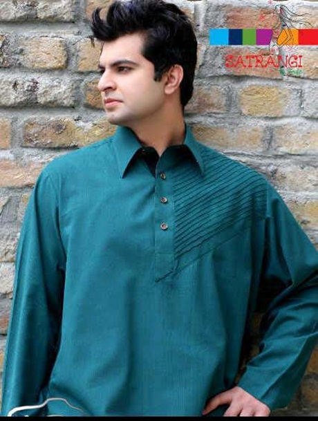 latest-kurta-design-for-men-by-satrangi- (1)