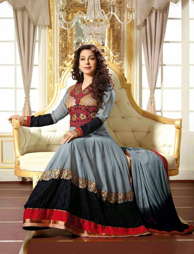 juhi-chawla-indian-party-wear-designer-dresses- (6)