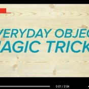 Everyday Objects Magic Tricks