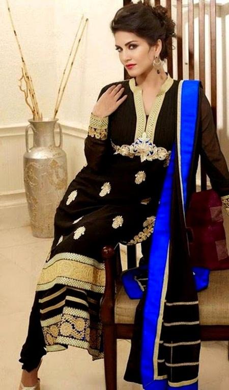 sunny-leone-designer-salwar-kameez-2014- (1)