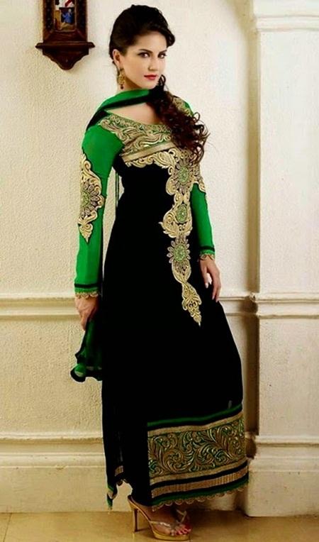 sunny-leone-designer-salwar-kameez-2014- (7)