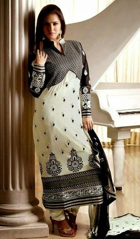 sunny-leone-designer-salwar-kameez-2014- (9)