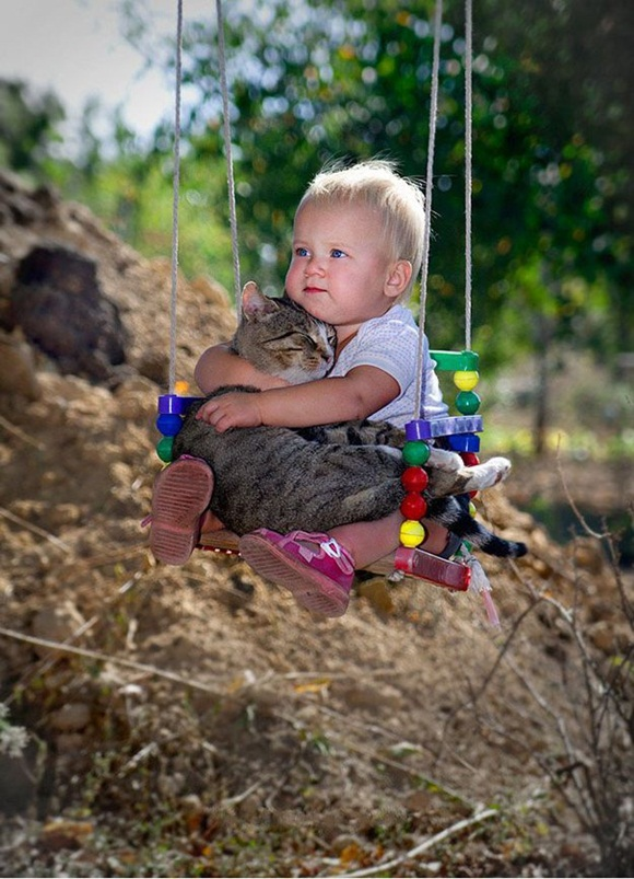 babies-and-cats- (9)