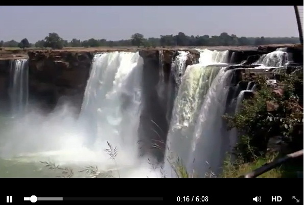 chitrakoot-falls-video-