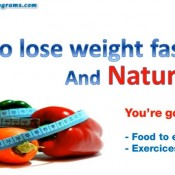 12 Tips To Lose Weight Fast and Naturally