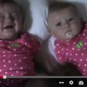Baby Laugh On Raspberries