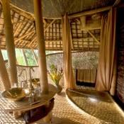 Bamboo House In Green Village Bali