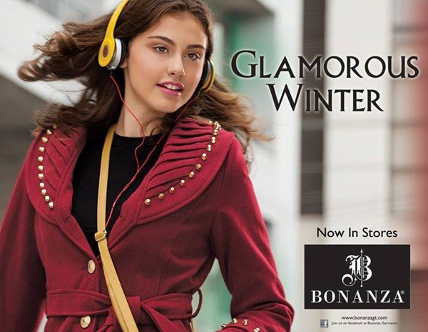 Glamorous Winter Collection For Men and Women By Bonanza