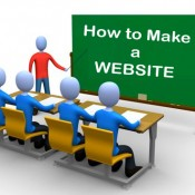 How To Build a Website – Part 1