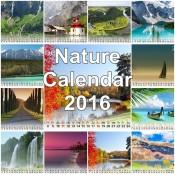 Fabulous Nature Calendar 2016