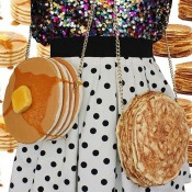 Designer Handbags and Accessories That Look Like Food (45 Photos)