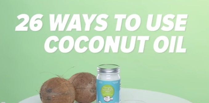 uses-of-coconut-oil-