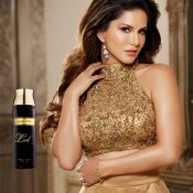 Sunny Leone Photoshoot For Lust Perfume