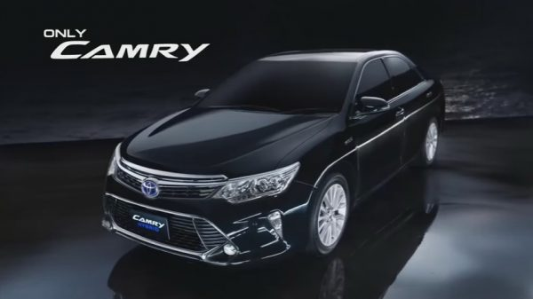 TOYOTA CAMRY CAR 2016 – Video