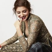Anushka Sharma Photoshoot For Elle Magazine October 2016