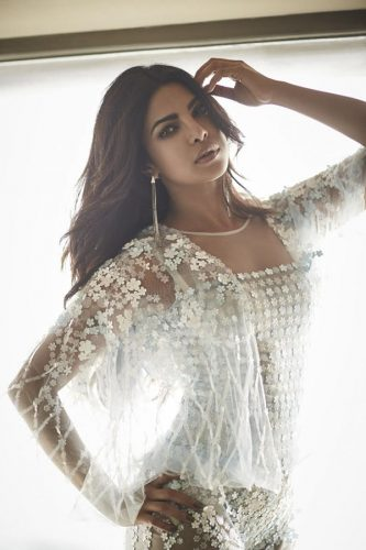 Priyanka Chopra Photoshoot For Filmfare Magazine October 2016