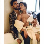 Ranveer Singh and Vaani Kapoop Photoshoot For Harper Bazaar Bride 2016