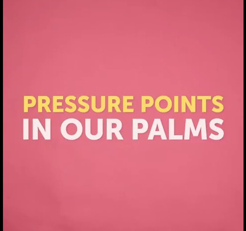 Acupressure Points In Our Palms