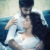 Aishwarya Rai and Ranbir Kapoor Photoshoot For Filmfare November 2016