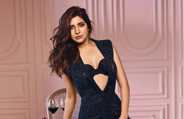 Anushka Sharma Photoshoot For GQ Magazine December 2016