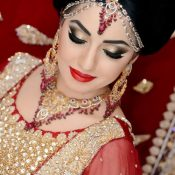 Asian Bridal Makeup (26 Photos)