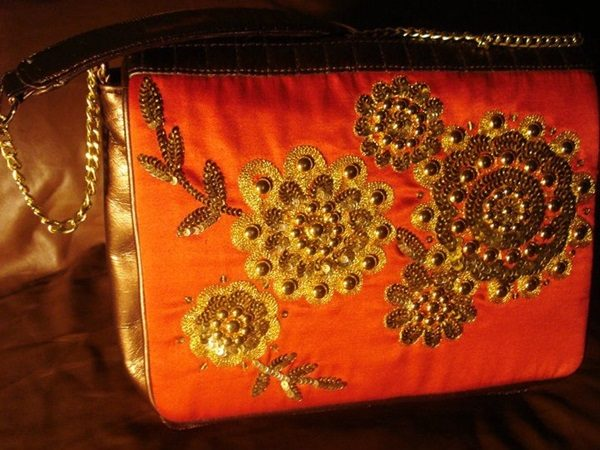 Colorful Bags Collection By Mahin Hussain