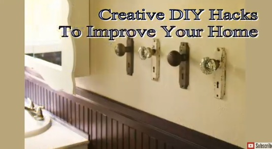 Awesome Creative Hacks For Around Your Home – Cool Creative Ideas