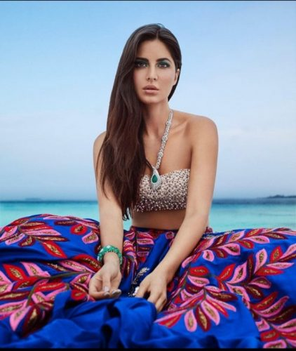 Katrina Kaif Photoshoot For Harper Bazaar Bride December 2016