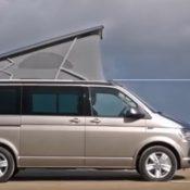 2017 Volkswagen T6 California Camper Van