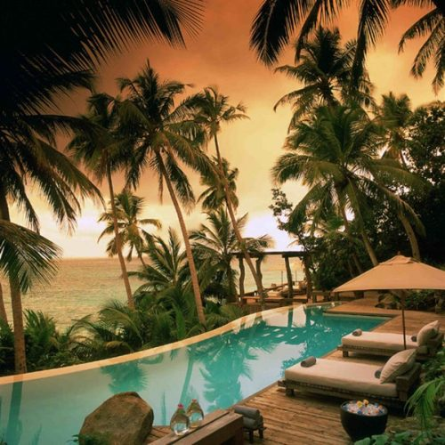 Luxury Hotel In North Island Seychelles