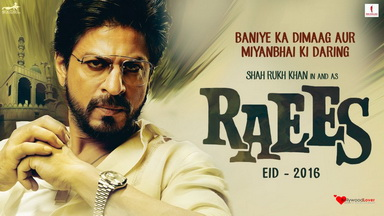 Download Raees MP3 Ringtones