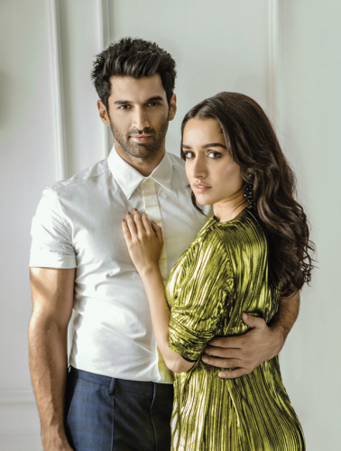 Shraddha Kapoor and Aditya Roy Kapur Photoshoot For Filmfare Magazine January 2017