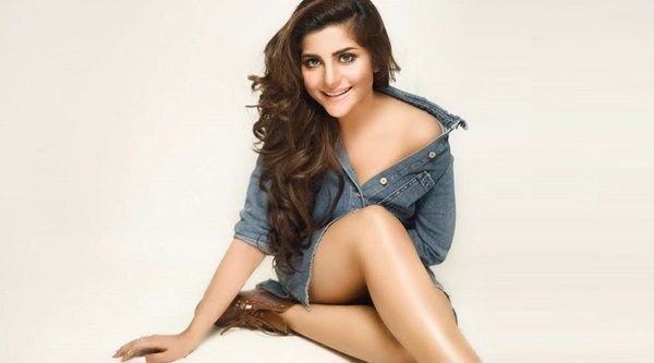 Sohai Ali Abro Photoshoot For OK Magazine