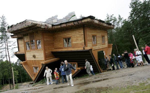 Most Unusual and Strange Home Around The World