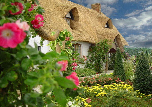 Fabulous Countryside Houses In England