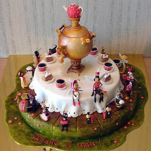 Creative Cakes Art (23 Photos)