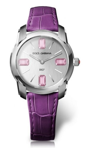 Dolce & Gabbana Luxury Wrist Watches For Women