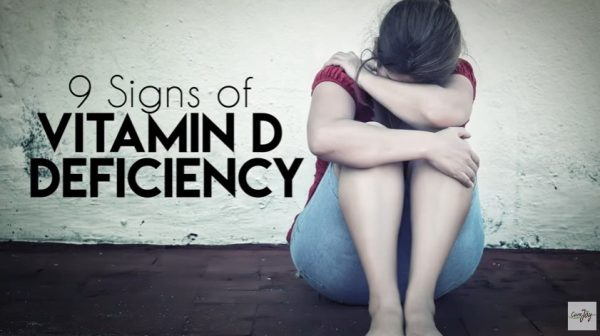 9 Symptoms Vitamin D Deficiency