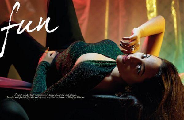 Sonakshi Sinha Photoshoot For Filmfare Magazine April 2017