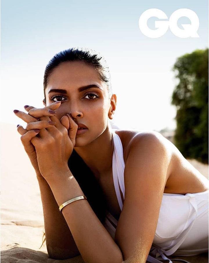 Deepika Padukone Photoshoot For GQ Magazine December 2018 ...